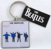 The Beatles - 'Help' Keyring